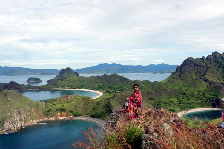 Sailing Komodo Perjalanan Istimewa Jelajah Timur Indonesia