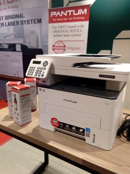 Pantum Printer dan Refill Toner Original Solusi Cetak Cepat yang Ramah Lingkungan