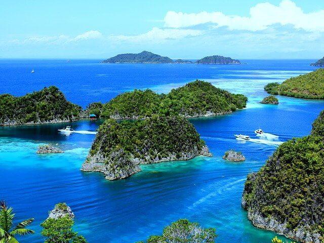 Piaynemo Raja Ampat Papua