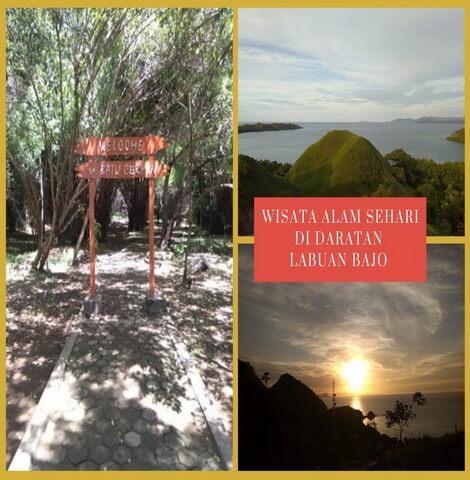 Wisata Alam Sehari di Daratan Labuan Bajo