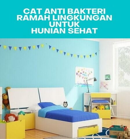 Cat Anti Bakteri