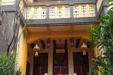 Ini Peninggalan Budaya Tionghoa di Pasar Lama Tangerang