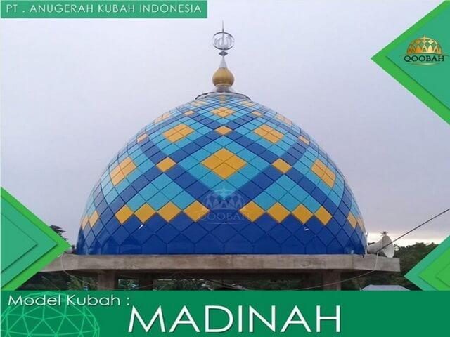 Penjual Kubah Masjid