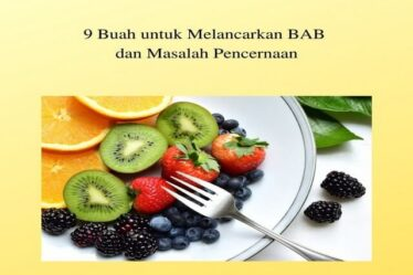 9 Buah untuk Melancarkan BAB dan Masalah Pencernaan