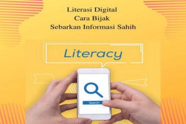 Literasi Digital Cara Bijak Sebarkan Informasi Sahih