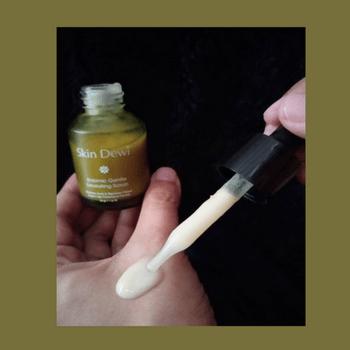 Tekstur Shikimic Gentle Exfoliating Scrub
