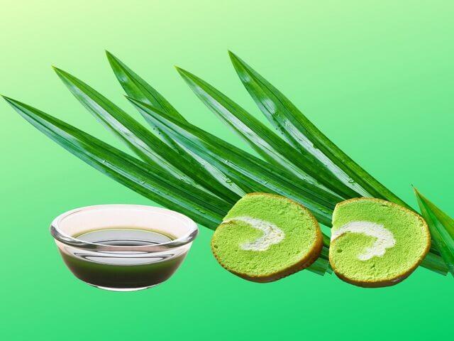 Pewarna dan pengawet makanan alami